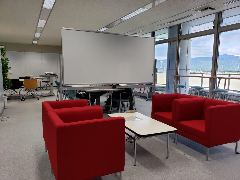 福井産業情報センター7Fコワーキングスペース